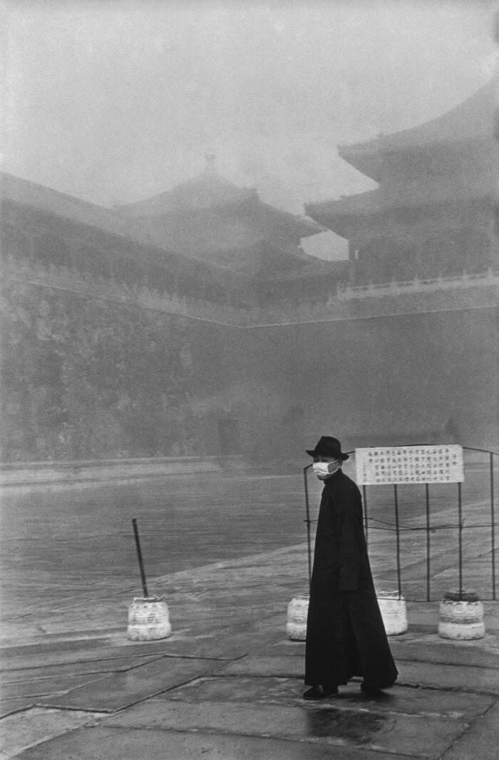 8: Henri Cartier-Bresson – Chine 1948-49/1958, Fondation HCB, Indtil 2. februar. Foto: Fondation Henri Cartier-Bresson/Magnum Photos