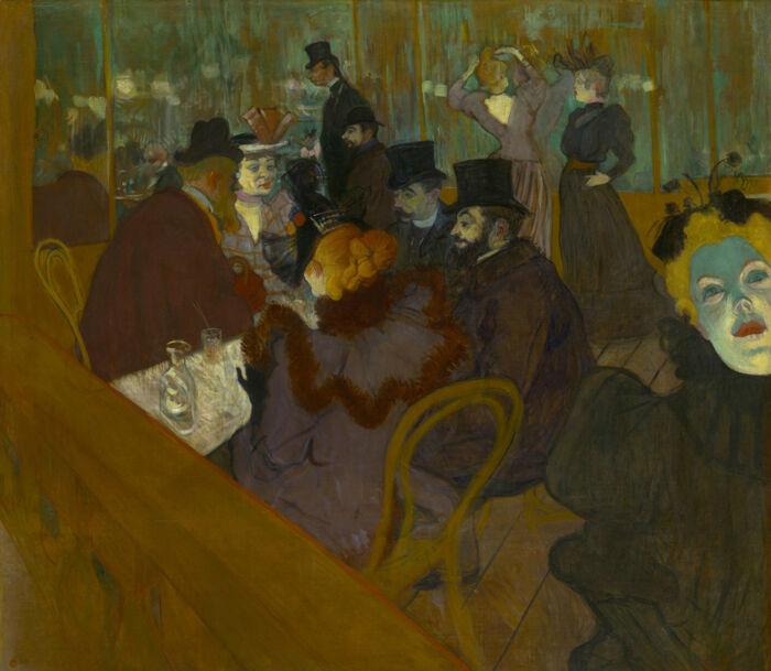 5: Toulouse-Lautrec – résolument moderne, Grand Palais, indtil 27. januar. Foto: The Art Institute of Chicago