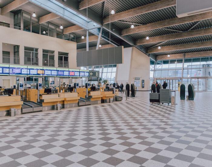 Billund Lufthavn. Foto: Kasper Løftgaard