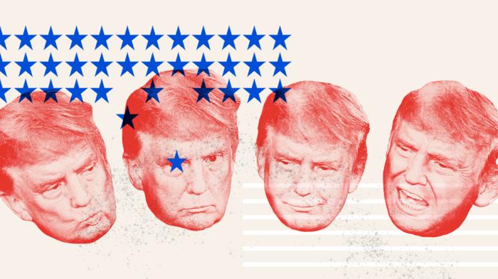 Er Trump farlig for verdensfreden?