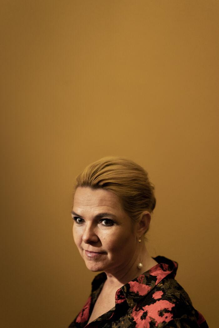 Inger Støjberg hævder, at Instrukskommissionen handler om »for eller imod barnebrude«. Den påstand er værd at undersøge retsfilosofisk. Arkivfoto: Asger Ladefoged, Scanpix