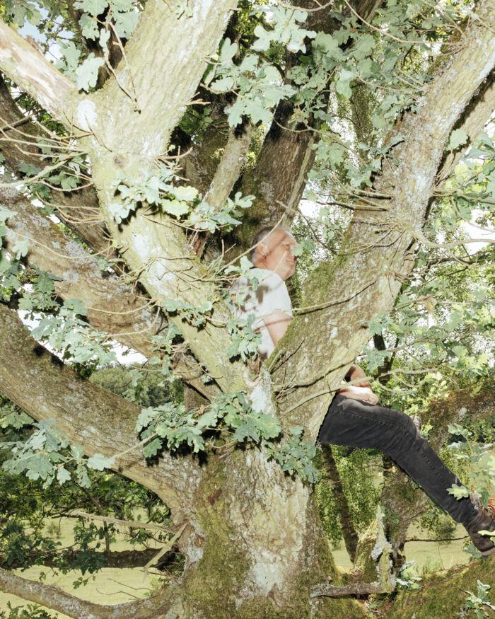 Morten DD ville »give sin højre nosse« for ti procent vild og urørt natur herhjemme. Foto: Tobias Nicolai