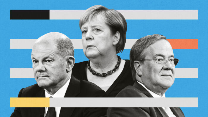 Hvis det tyske valg var et amerikansk valg...