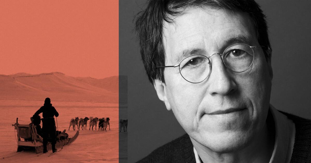 <p>Professor og geolog Minik Rosing fortæller om den store mineralekspedition til Grønland. Collage: Katinka Bukh</p> Foto:
